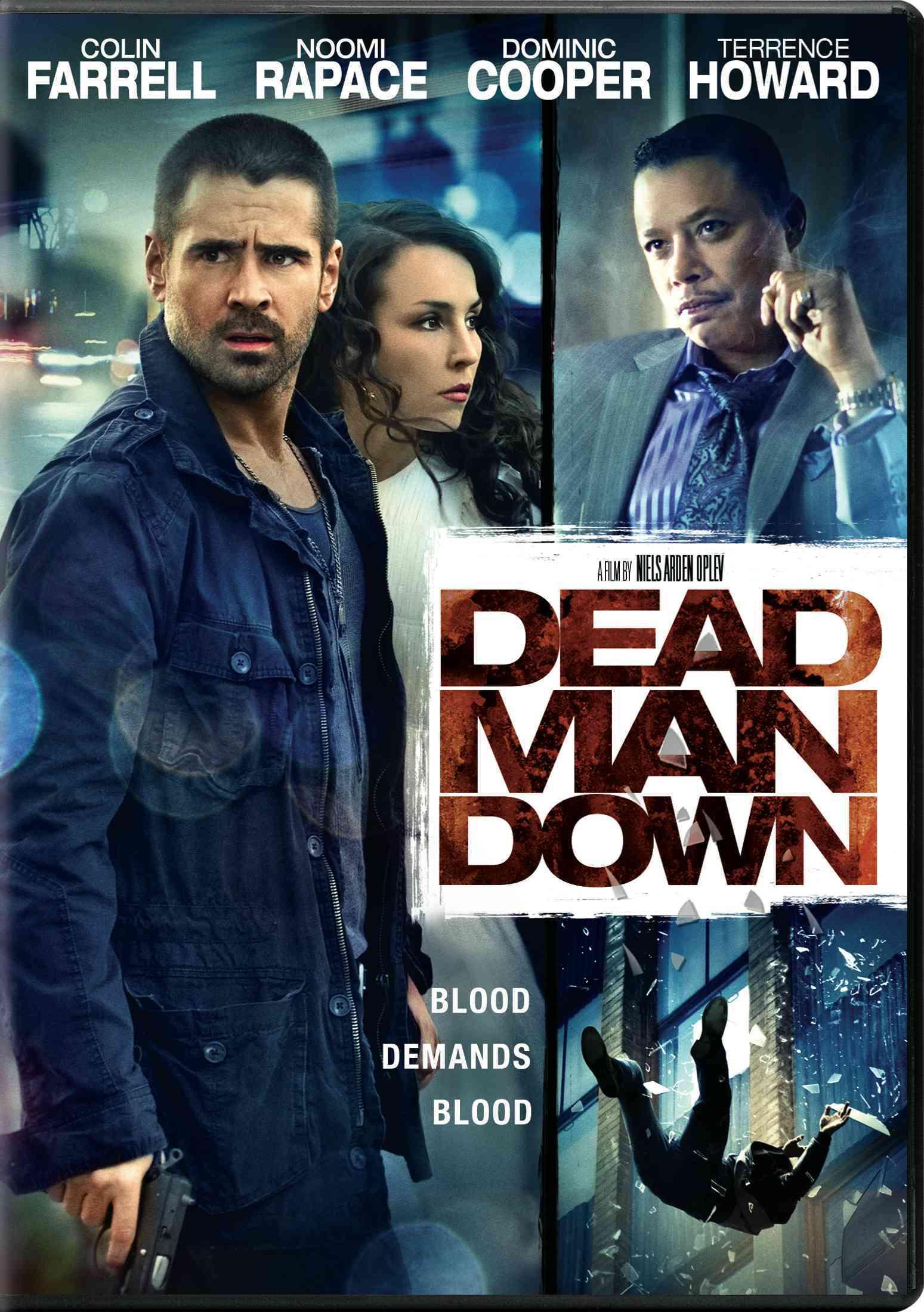 DEAD MAN DOWN BY FARRELL,COLIN (DVD)