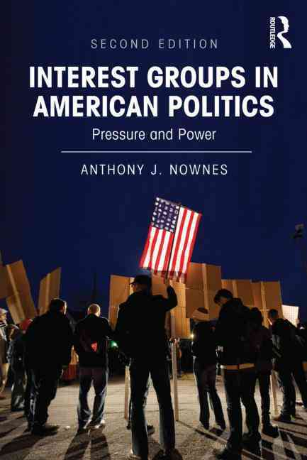 Interest Groups in American Politics By Nownes, Anthony